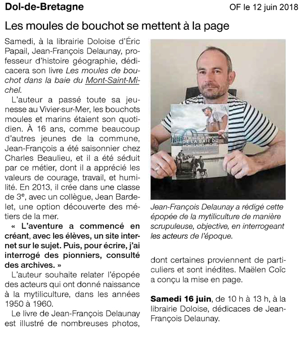 2018 06 12 Livre JF OUEST FRANCE site